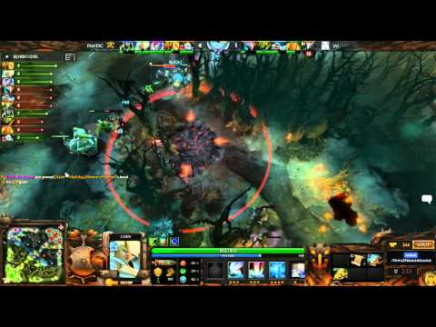 Fnatic vs Alliance - TPL4 Playoffs Game 2