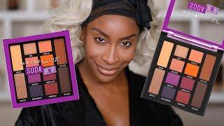Maybelline...GIRL! IDK... The Soda Pop Palette... | Jackie Aina