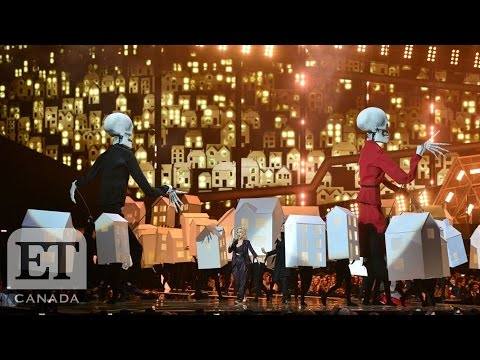 Video 2017 Brit Awards Highlights: Katy Perry, David Bowie, 1D And More download in MP3, 3GP, MP4, WEBM, AVI, FLV February 2017