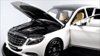 AUTOart Mercedes-Maybach S-Klasse