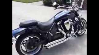 8. 2006 Yamaha Road Star Warrior