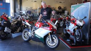 4. Ace Motorsports Used 2007 Ducati 1098S Tricolore