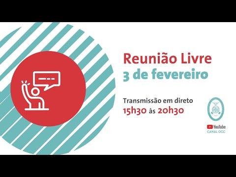 Reunião Livre Lisboa - 03 fevereiro 2021