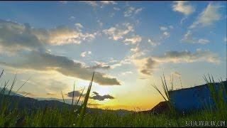 [BER LAPSE Episode 3] Timelapse from Cimenyan, Bandung with Xiaomi Yi cam