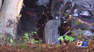 Police: DUI suspect may have been looking at phone prior to crash