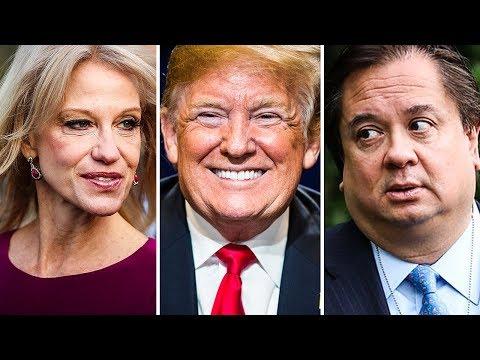 Kellyanne Conway Has Chosen Donald Trump Over Her Own Husband