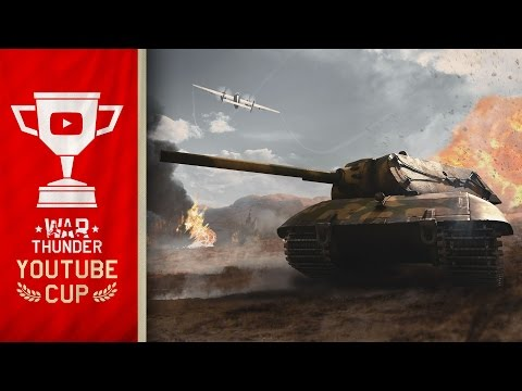 Финал War Thunder YouTube Cup (видео)
