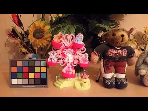 Samsung Galaxy S5 Indoor Sample Video