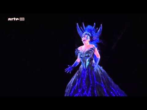 flute enchantée - air de la reine de la nuit