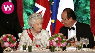 Video A French dinner for the Queen - in the kitchens of the Elysee Palace MP3, 3GP, MP4, WEBM, AVI, FLV Agustus 2019