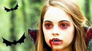 Vampire Makeup Tutorial ♥