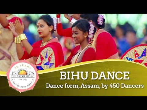 Video Bihu Dance - Dance form, Assam, India | World Culture Festival 2016 download in MP3, 3GP, MP4, WEBM, AVI, FLV January 2017