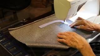 Video Sewing Tutorial - The Curved Welt Pocket MP3, 3GP, MP4, WEBM, AVI, FLV Desember 2018