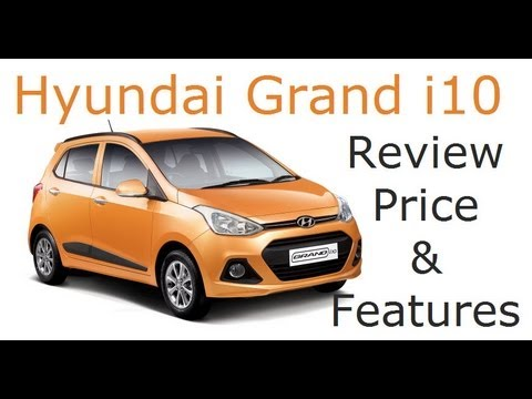 Hyundai Grand i10 Review With Features, Price and Walk Around