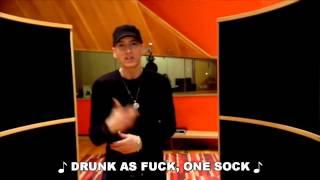 [The Art of Rap 2012]Eminem freestyle (HD with lyric)