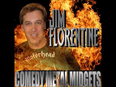 Jim Florentine : Dave Mustaine Rant & Conspiracy Theorists