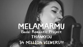 Video Dilamarmu (melamarmu) - Badai romatic project Live cover Della Firdatia (Lirik versi cewek) MP3, 3GP, MP4, WEBM, AVI, FLV Agustus 2019