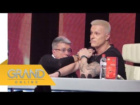 Popović PAO SA STOLICE zbog Đorđa Davida