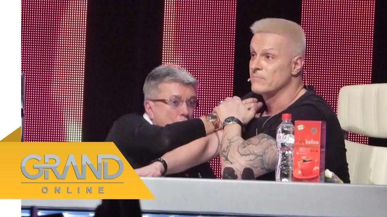 Saša Popović zbog Đorđa Davida PAO SA STOLICE!