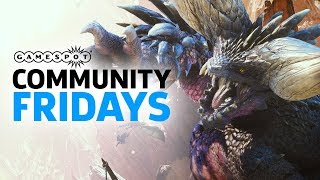 Monster Hunter World Holiday Event Update Gameplay Live by GameSpot