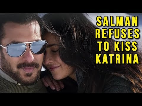 Salman Khan - Katrina Kaif KISS SCENES Deleted Fro