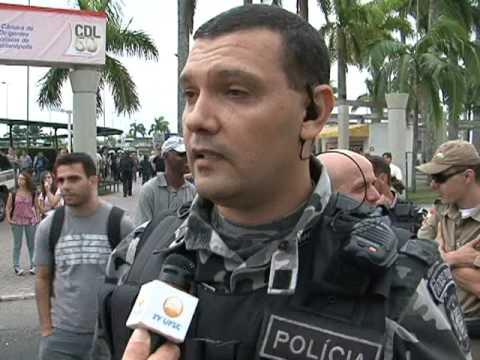 Universidade Já - Protesto contra o aumento da passagem em Florianópolis