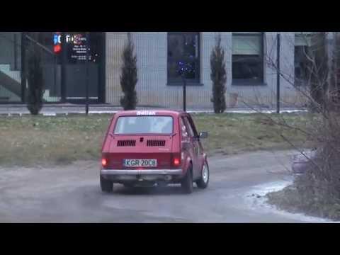 Patryk Setlak / Sebastian Niemiec - Fiat 126p