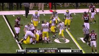 David Wilson vs Michigan (2011)