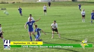 TVHS Soccer vs LaVille Lancers
