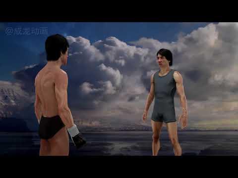 LEGENDS: Bruce Lee ✘ Jackie Chan