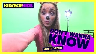 Video KIDZ BOP Kids - Don't Wanna Know (Official Music Video) [KIDZ BOP 34] MP3, 3GP, MP4, WEBM, AVI, FLV Desember 2018