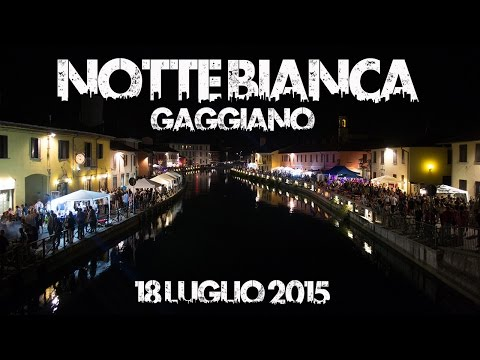 18/07/2015 Notte Bianca Gaggiano