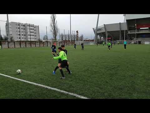 U15 - Extrait du match du 20 janvier 2018