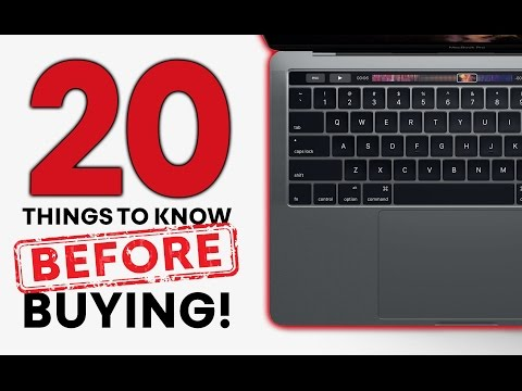 , title : '2016 MacBook Pro - 20 Things Before Buying!'