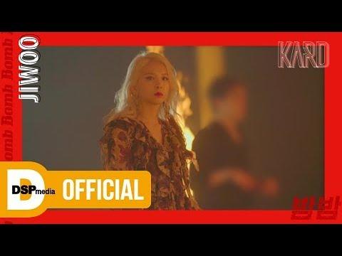 KARD - [밤밤(Bomb Bomb)] Teaser #Jiwoo - Thời lượng: 22 giây.