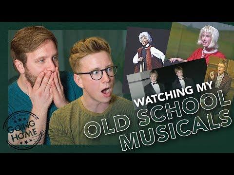 Watching old high school musicals, speeches & more (ft. Dolan Bloom)