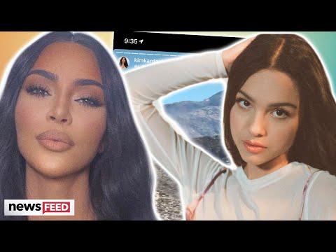 Kim Kardashian BLASTS Olivia Rodrigo After Divorce Filing!