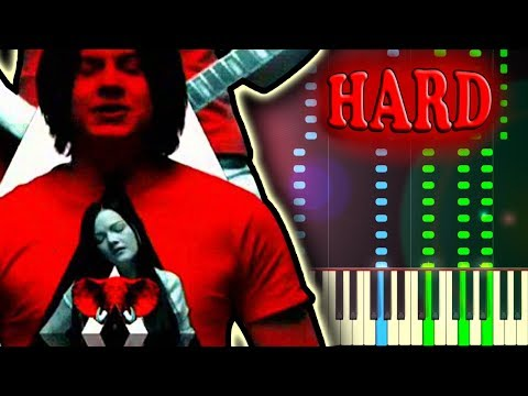 THE WHITE STRIPES - SEVEN NATION ARMY - Piano Tutorial
