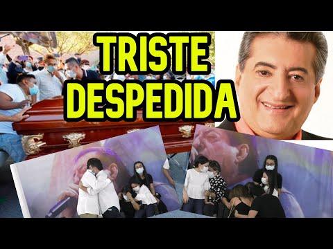 ASI FUE LA TRISTE DESPEDIDA DE JORGE OÑATE EN VALLEDUPAR 💖💜🖤