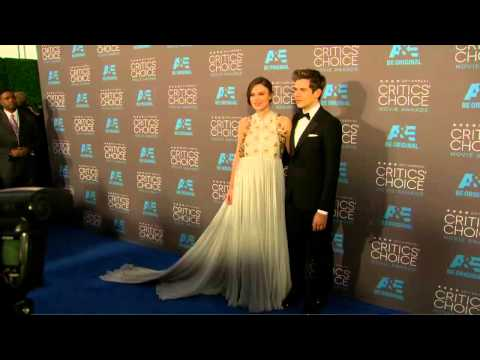 Critics Choice Awards 2015: Keira Knightley Red Carpet