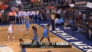 Top 10 Female Basketball Dunks