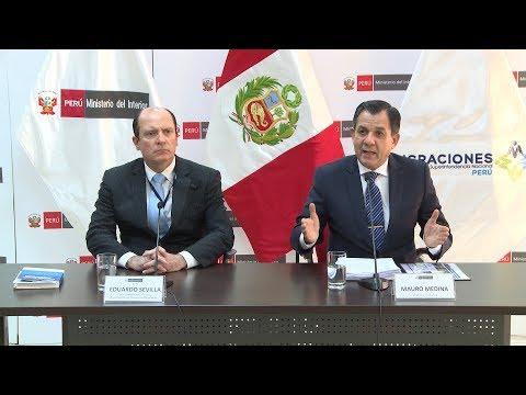 Pasaporte será requisito indispensable para el ingreso de ciudadanos venezolanos al Perú