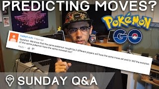 CAN WE PREDICT A POKÉMON'S MOVES AFTER EVOLVING? (Sunday Q&A #5) by Trainer Tips