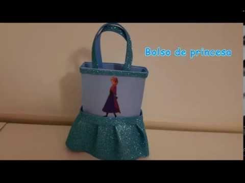 foamy - borsetta di frozen