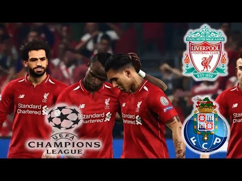 PES 2019 - Liverpool Vs Porto Prediction | UEFA Champions League 9th April