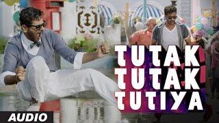 Tutak Tutak Tutiya Title Audio Song Prabhudeva Sonu Sood