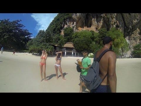 Thailand trip phuket (Gopro) 2014