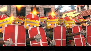 Video Rome the Last Hope - Overrun (Minecraft Animation) download in MP3, 3GP, MP4, WEBM, AVI, FLV January 2017