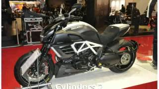 1. 2012 Ducati Diavel AMG  Features Engine motorbike Top Speed Specs Dealers Info Specification