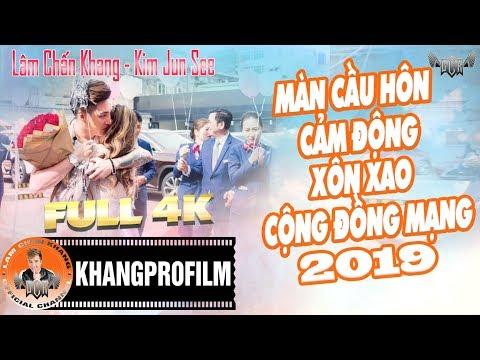 Phim Ngắn Cầu Hôn Cực Cảm Động Lâm Chấn Khang - Kim Jun See 2019 | Full 4K - Thời lượng: 1:03:59.